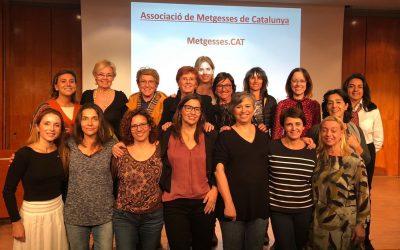 """Jornada """"Ser Metgessa i Dona a Catalunya"""". Presentació de l'Associació Metgesses.cat"""