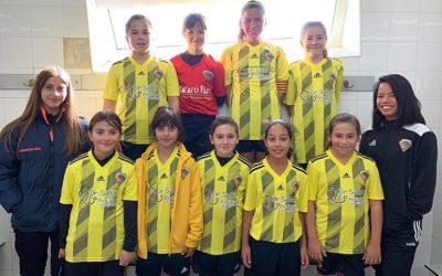 Per Consultori Dr. Saltor, és un plaer col·laborar amb el Futbol Femení del C.E. MATARÓ. MOLTA FORÇA NOIES!!!!!!!!