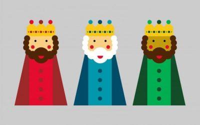 Missatge Reial per tots els de la casa: Avui és el dia que tant esperàvem Nenes i Nens, Mares i Pares primer de tot assegurar-se que els Reis tenen la nostra carta i després molt i molt important a DORMIR tots molt aviat, bons Reis a tots.